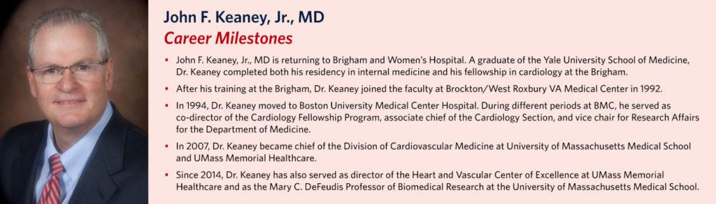 Keaney info box, cardiovascular medicine